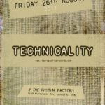 Technicality Bank Holiday Special 2011