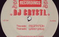 DJ Crystl - Warpdrive