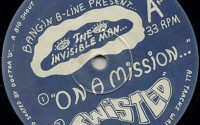 invisible man - on a mission